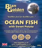 Premium Ocean Fish & Sweet Potato Wet Tray